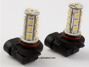 9005 HB3 4.5W LED Replacement Bulb, LED Headlight (2 Pack)