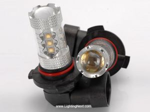 9005 HB3 9006 HB4 80W CREE High Beam LED Daytime Driving Fog Light - Pair