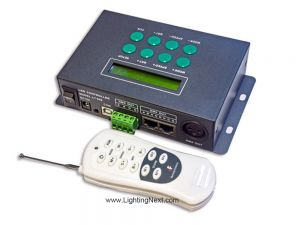 DMX Controller LT-800 with RF Remote
