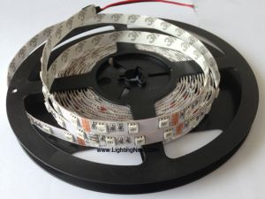 High Density 940nm Infrared LED Strip Light, 12V DC, 300 SMD5050 LEDs/roll, 5m/roll