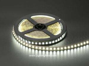 High Density SMD 3528 Flexible LED Strip, 240LEDs/m, 5m/roll, 12/24VDC