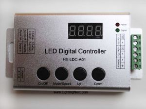 HX-LDC-A01-DMX Wireless LED Controller, Support TM1803, TM1804, TM1809 , TM1812, UCS1903 IC