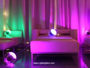 Livingcolors Translucent LED Lamp, Color Changing Mood Light