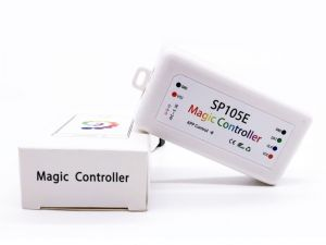 Magic-LED Bluetooth Controller for Digital RGB LED Strip Lights