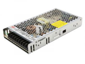 Mean Well LED Switching Power Supply - LRS Series 200W Enclosed Power Supply - 12V DC