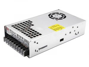 Mean Well LED Switching Power Supply - SE Series 450W Enclosed Power Supply - 24V DC