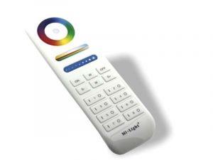 Mi Light FUT089 LED remote control RGB + CCT controller 8 zones 2.4GHz