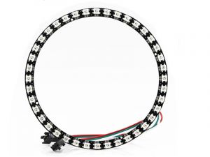 NeoPixel Ring 40 LEDs - Smart SK6812 RGB 5050 LED with Integrated Drivers