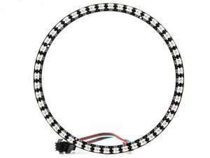 NeoPixel Ring 48 LEDs - Smart 5050 SK6812 RGB LED with Integrated Drivers