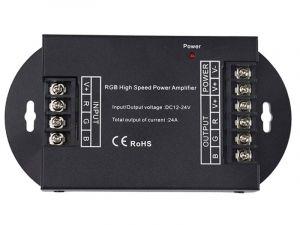 RGB High Speed Power Amplifier - DC12~24V