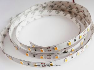 SAMSUNG 5630 LED Flexible Strip, 60LEDs/m, 5m/roll, 12 VDC, 8Amp/roll