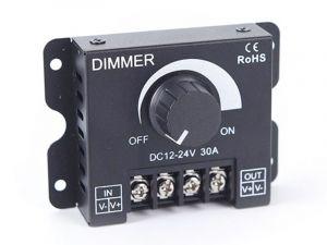 SDK-30A 12~24 Volt DC Single Color Switch Dimmer Controller
