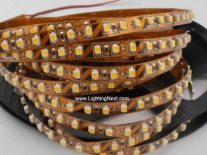 SMD3528 Flexible LED Light Strip, 120LEDs/m, 5m/roll, 12 VDC