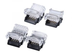 Strip to strip connector for 12mm IP20/IP65 LED tape RGBW 5 pin