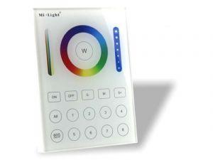 Mi Light B8 Wall Controller 5-channel RGB + CCT 8 Zones 2.4GHz