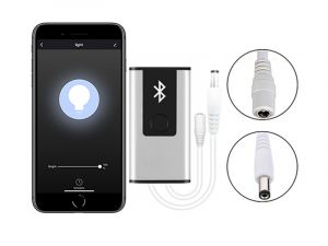 Wi-Fi Single-Color LED Controller - Alexa/Google Assistant/Smartphone Compatible - 3 Amps/Channel