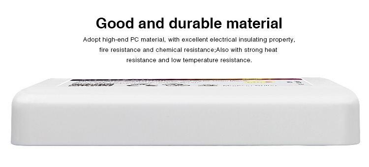 milight good and durable material WiFi box high and low temperature resistance